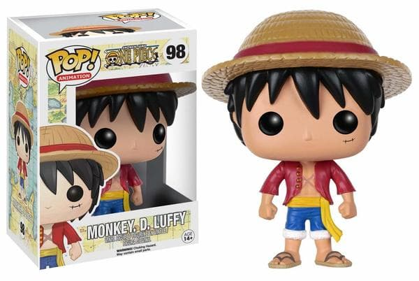 funko pop one piece baratos