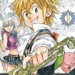 comprar manga seven deadly sins barato